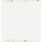 Pineileen Lanting On Papre | Writing Paper, Journal Template   Free Printable Letter Writing Templates