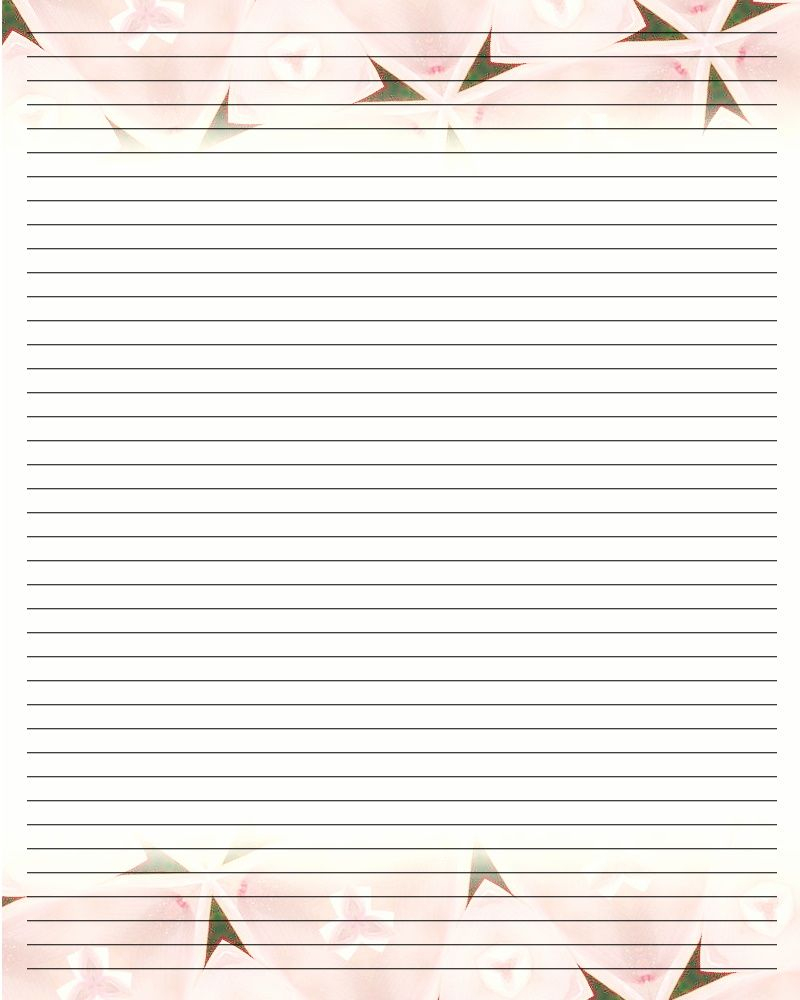 Pineileen Lanting On Papre | Writing Paper, Journal Template - Free Printable Letter Writing Templates