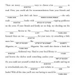 Pinjessica Pyle On Homemade | Pinterest | Free Mad Libs, Mad   Free Printable Mad Libs For Middle School Students