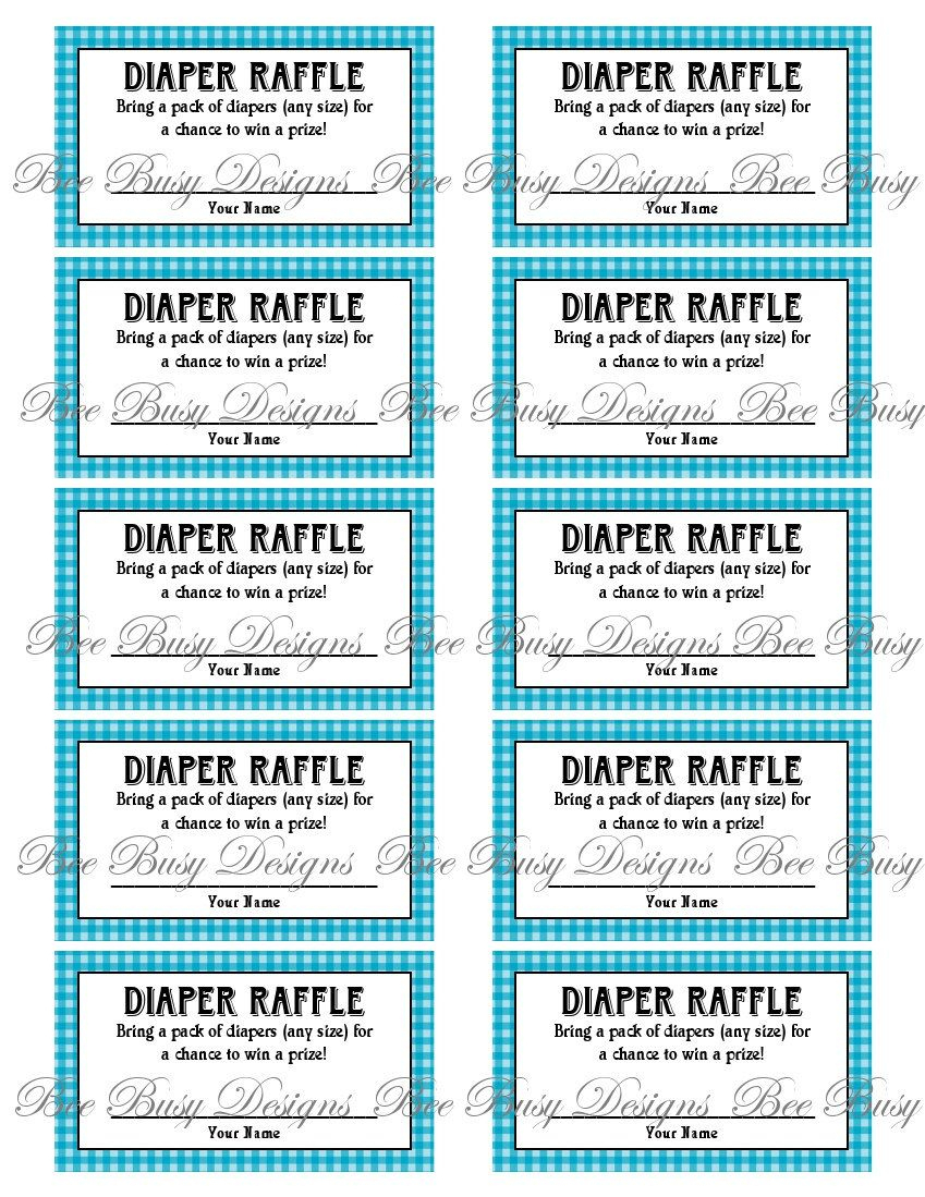 Pinkats Kreations On Baby | Pinterest | Diaper Raffle, Baby And - Diaper Raffle Template Free Printable