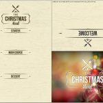 Pinmaria On Christmas | Pinterest | Menu Template, Printable   Free Printable Christmas Dinner Menu Template