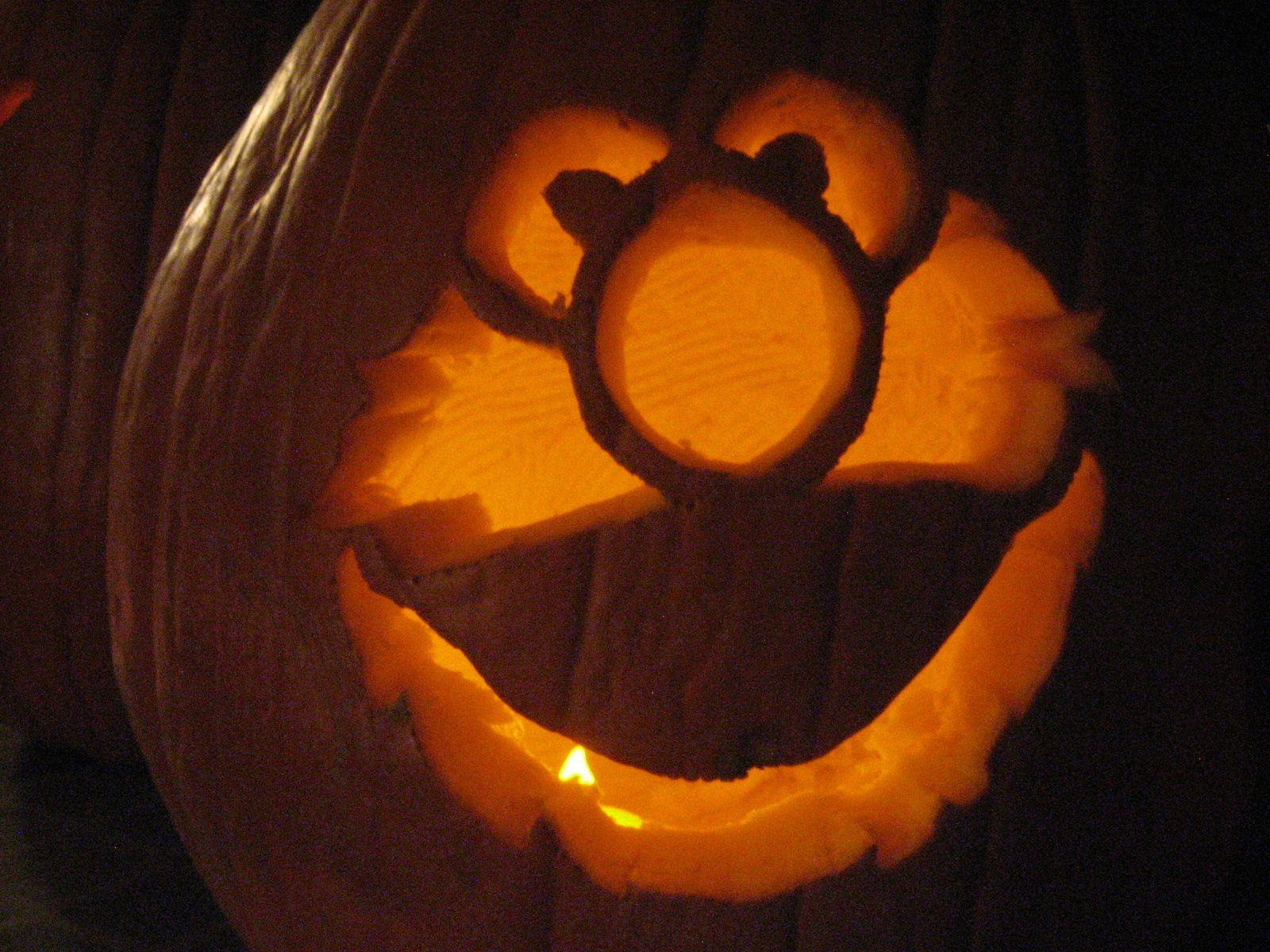 Pinpatricia Fuss On Cute | Pinterest | Holidays Halloween - Free Elmo Pumpkin Pattern Printable