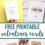 Pinpretty Providence On Pretty Providence Blog | Pinterest   Free Printable Valentine Cards For Husband