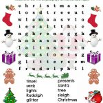 Pinsuperduperkidsblog On Free Printables | Pinterest | Christmas   Free Printable Christmas Word Search