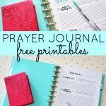Prayer Journal Free Printables   Sparkles Of Sunshine   Free Printable Prayer List