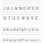 Preschool Alphabet Worksheets Free Printables Alphabet Letters   Free Printable Alphabet Pages