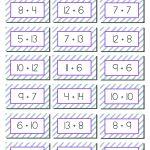 Preschool Flashcards Math Addition – Mymaui.club   Free Printable Addition Flash Cards