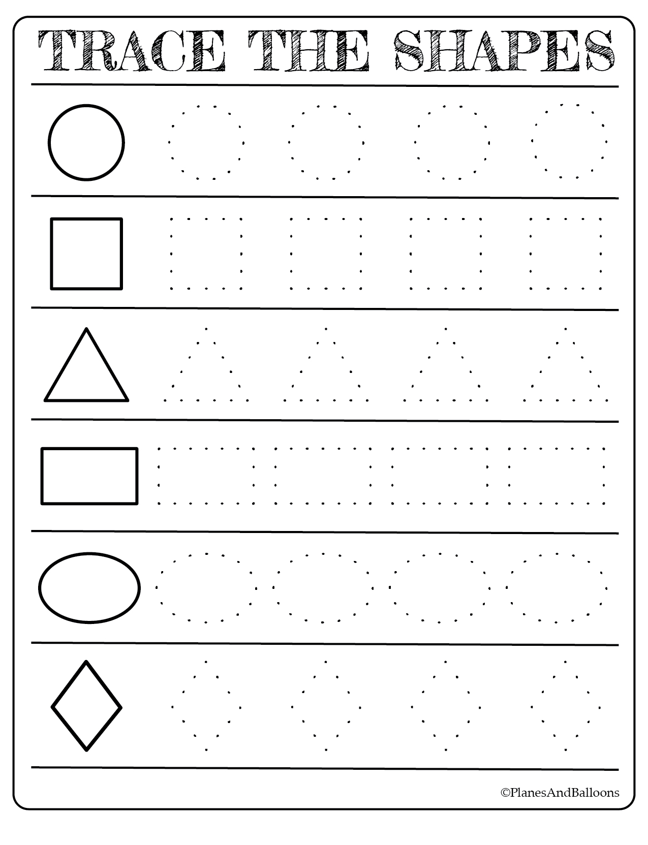 Preschool Learning Activities Printables – With Lessons Also - Toddler Learning Activities Printable Free