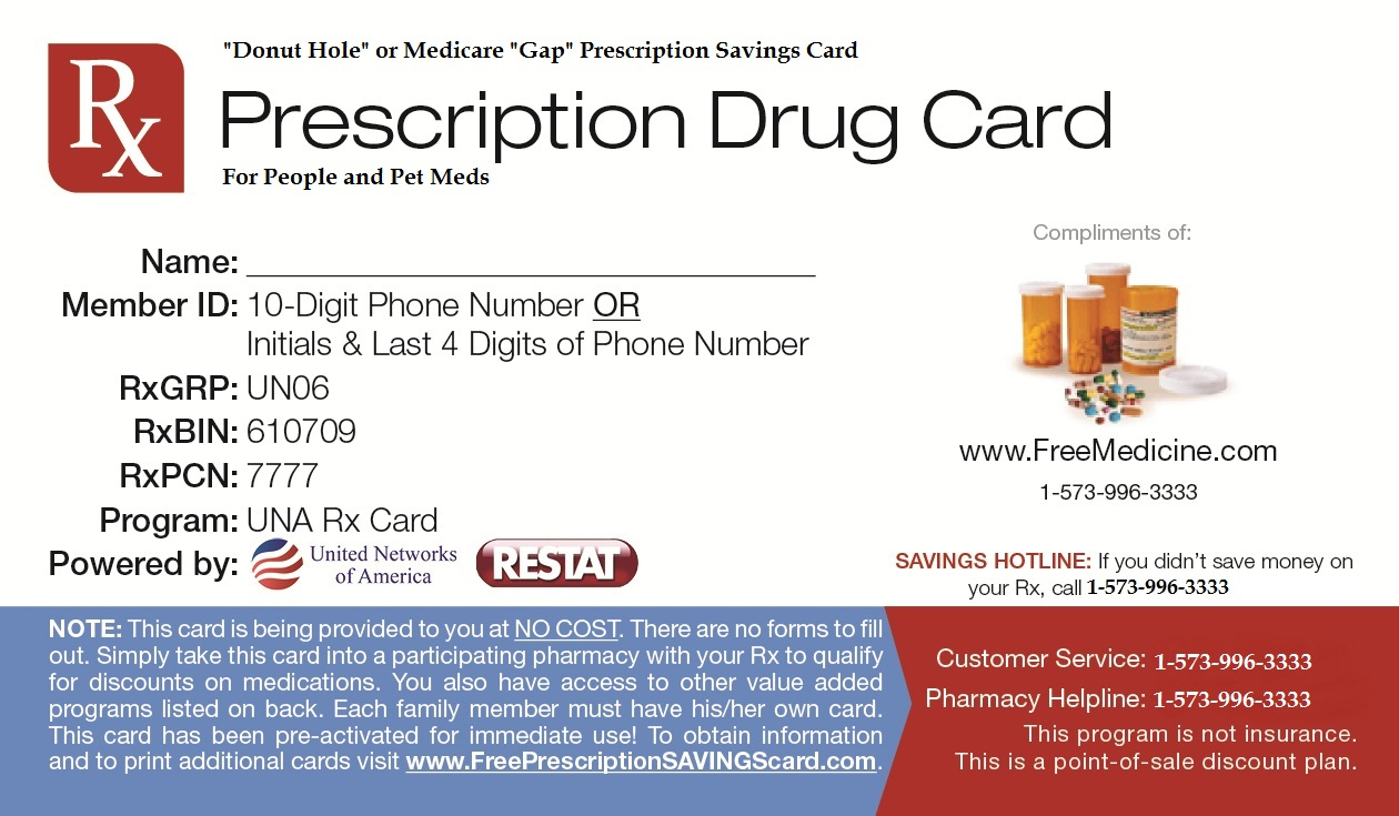 Prescriptionassistanceprogram: 2012 - Free Printable Prescription Coupons