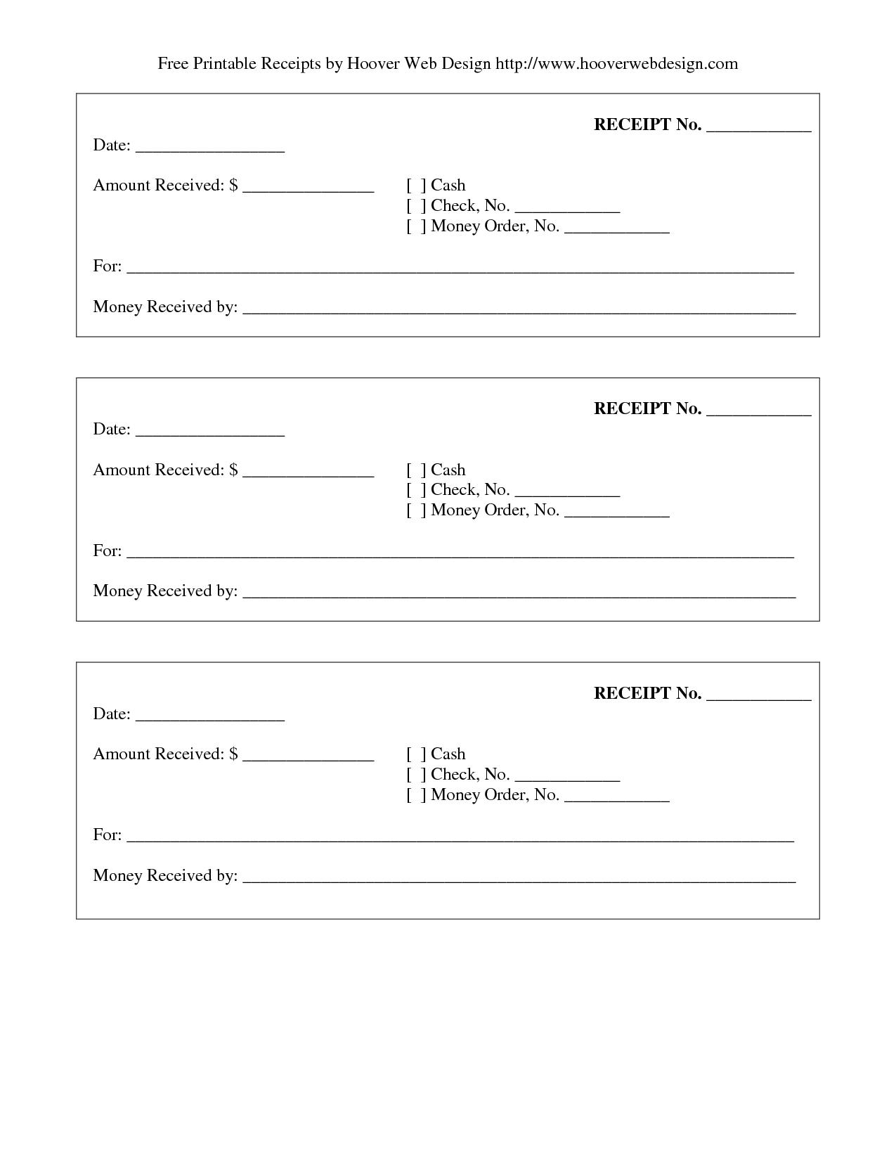 Print Receipt   Free Printable Receipt   Stuff To Buy   Pinterest - Free Printable Blank Receipt Form