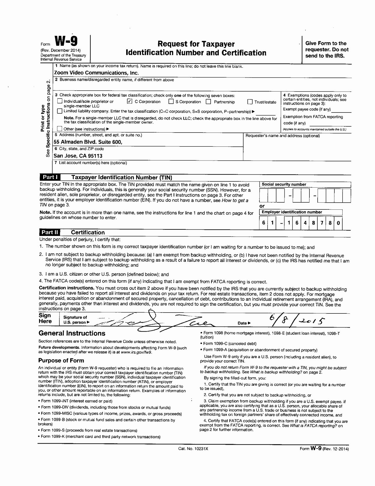 Printable 1096 Form 2015 – Jowo - Free Printable 1096 Form 2015