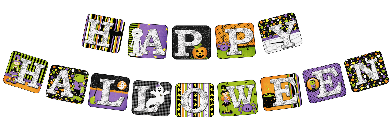 Printable Banners Templates Free | Yvonne Byatt's Family Fun: Free - Free Printable Halloween Banner Templates