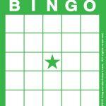 Printable Bingo Cards Template | Download Them Or Print   Printable Bingo Template Free