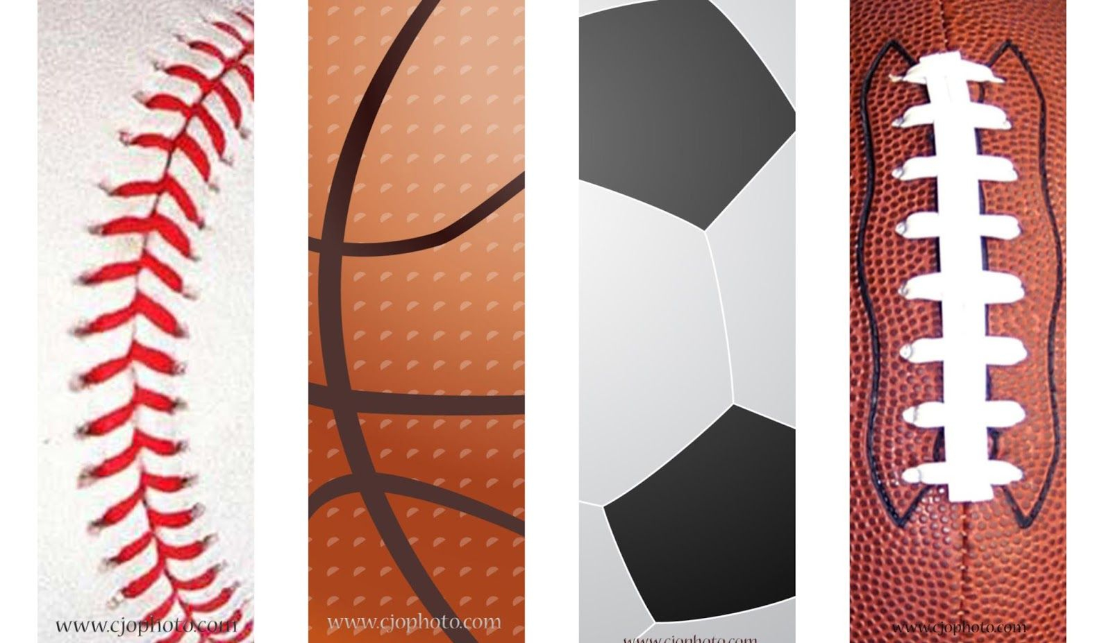 Printable Bookmarks: Sports | Free Printable Bookmarks | Pinterest - Free Printable Sports Bookmarks