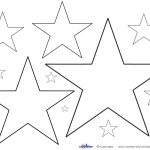 Printable Color Star Decoration Coolest Free Printables | Diy   Star Of David Template Free Printable