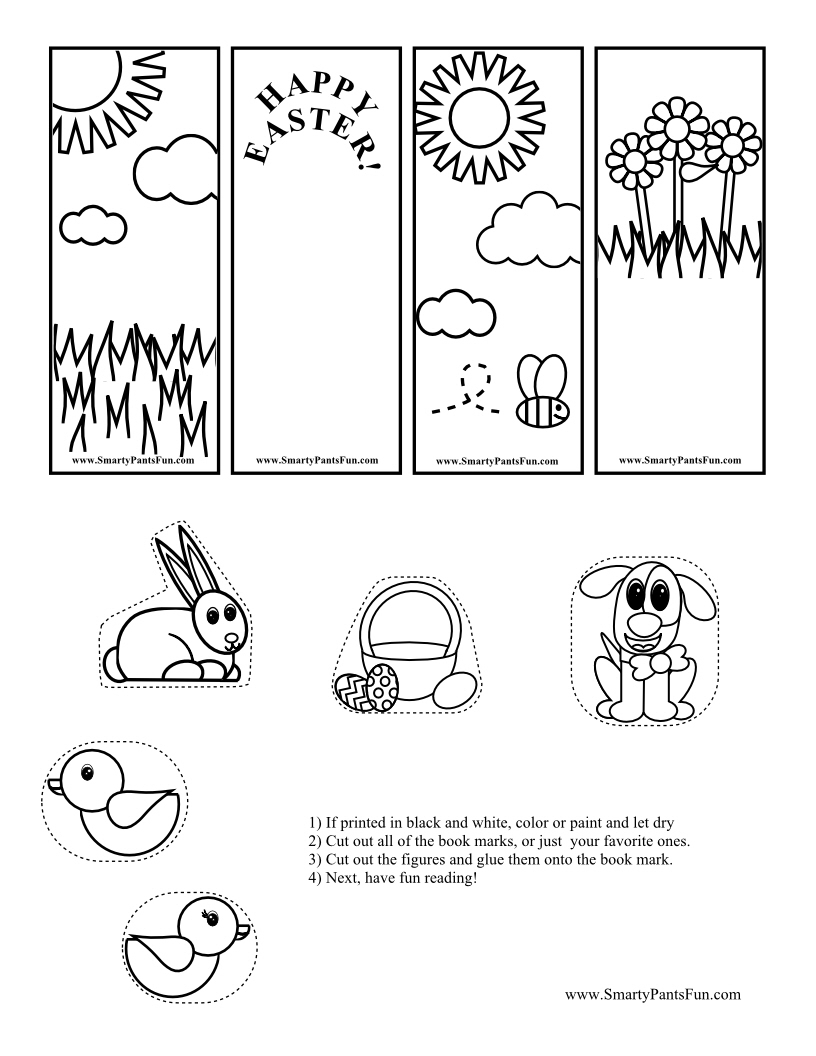 Printable Craft For Kids 16 #12093 - Free Printable Craft Activities