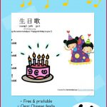Printable Happy Birthday In Spanish | Download Them And Try To Solve   Free Printable Happy Birthday Cards In Spanish