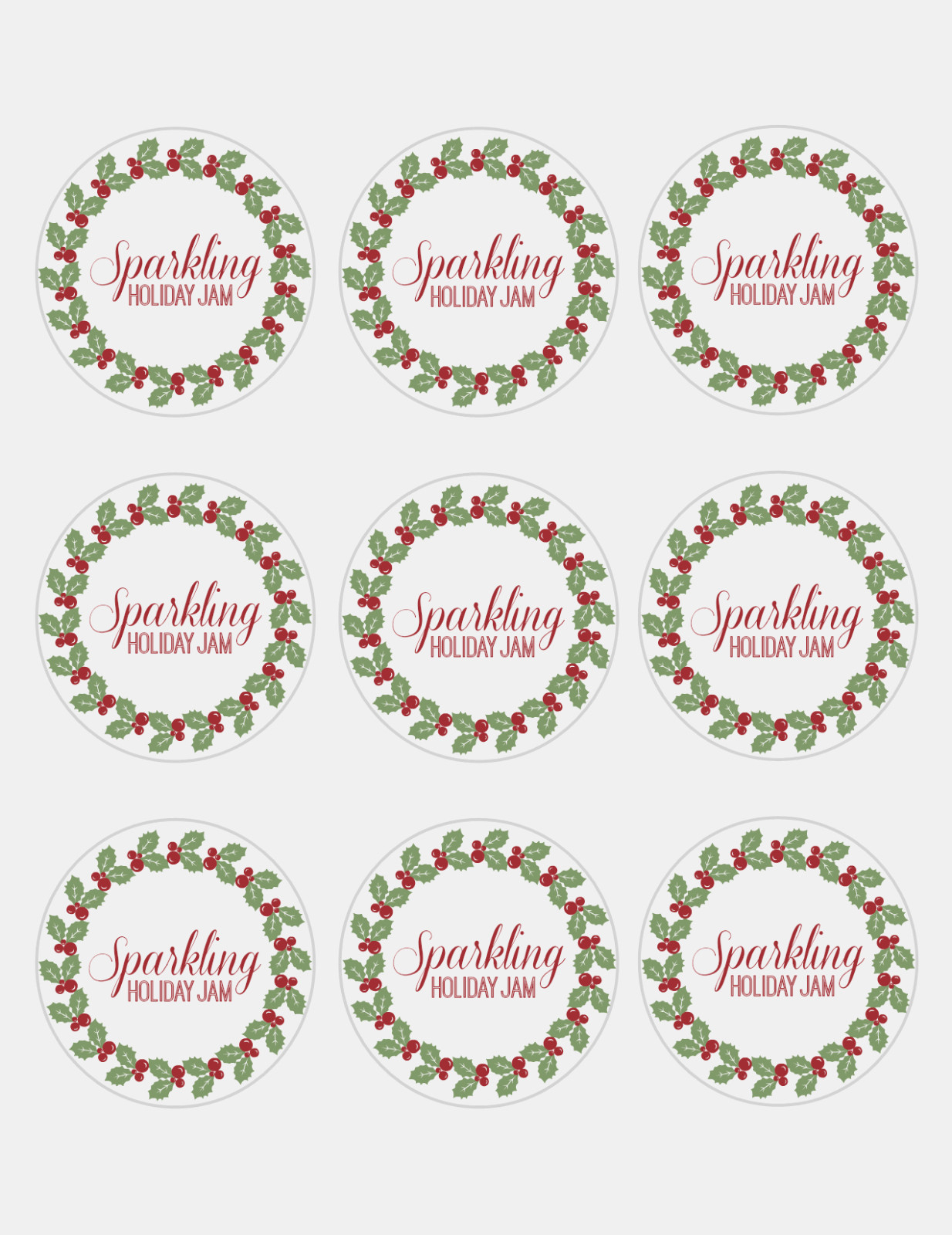 Printable Jam Jar Labels Radiotodorock – Label Maker Ideas - Free Printable Jam Labels