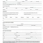 Printable Job Application Forms Online Forms, Download And Print   Free Printable Job Application Form