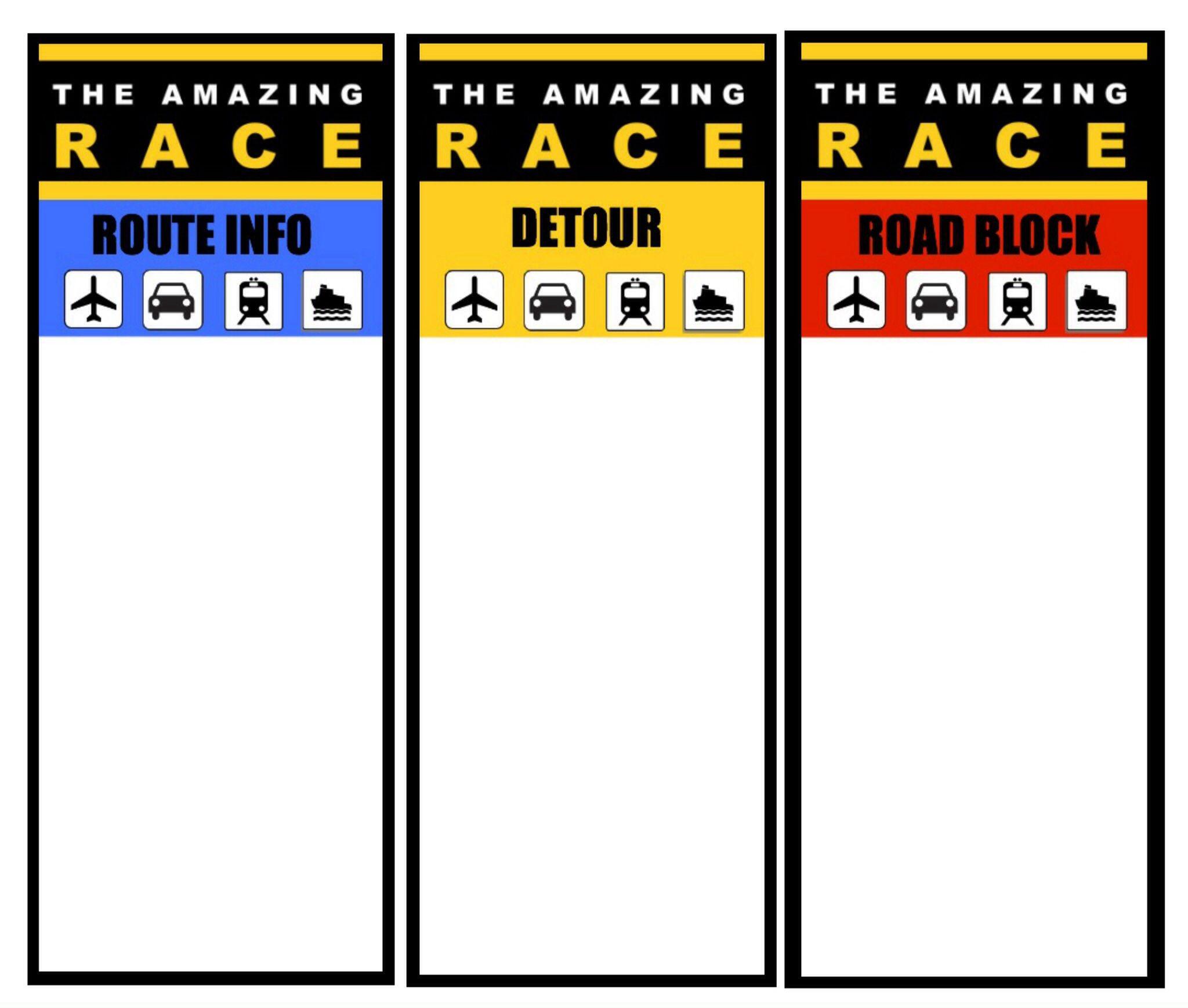 Printable Logo | Amazing Race | Pinterest | Amazing Race Party - Free Printable Amazing Race Invitations