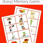 Printable Memory Worksheets For Adults   Briefencounters Worksheet   Free Printable Memory Exercises