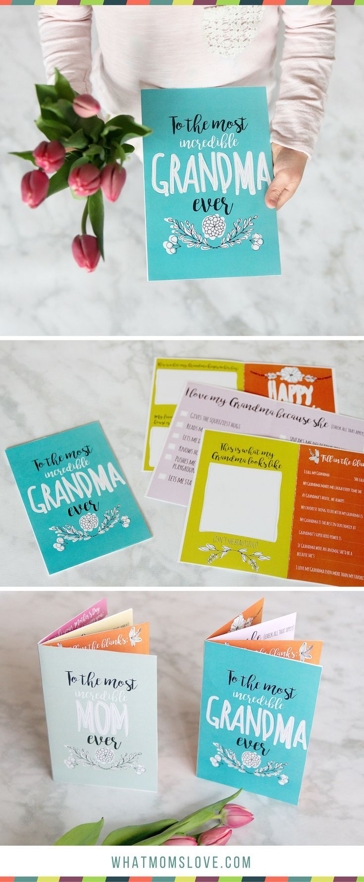 Printable Mother's Day Booklet. Step Up Your Card Game With This - Free Printable Mother's Day Games