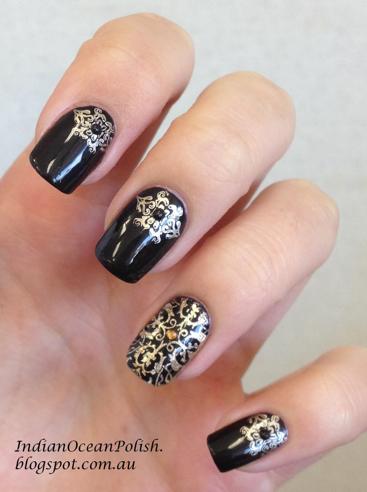 Printable Nail Art Designs - Free Printable Nail Art Designs