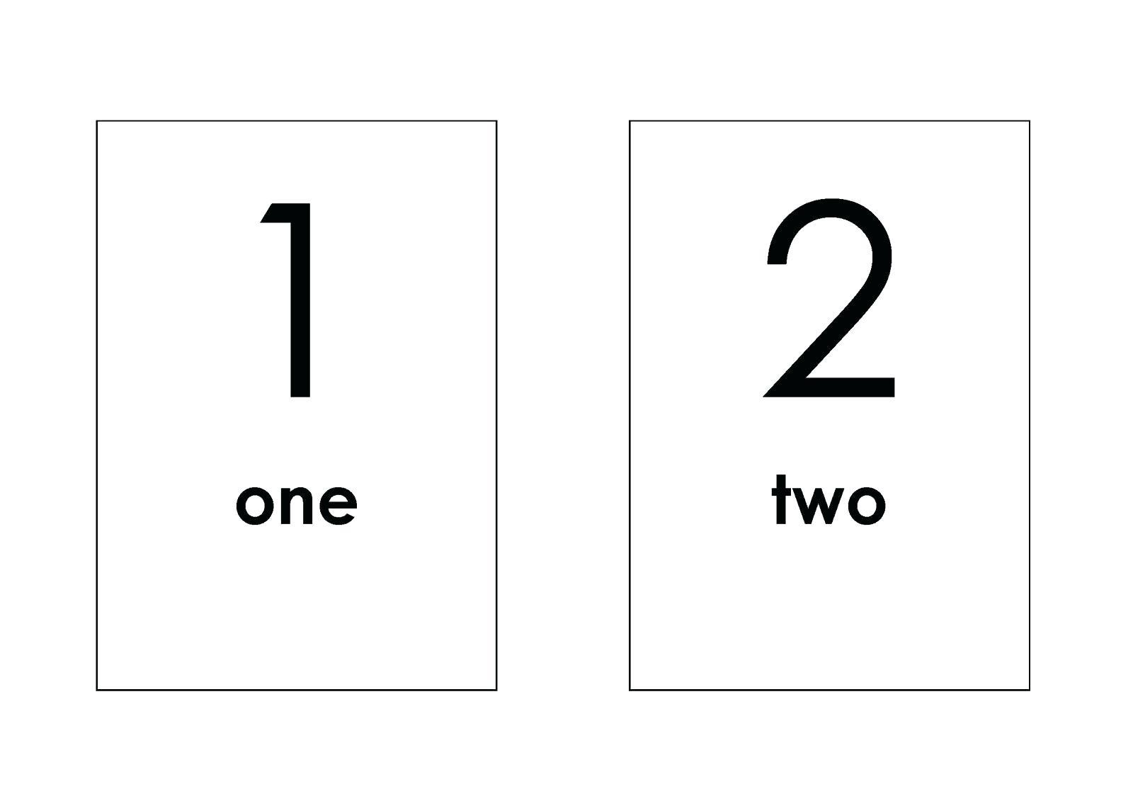 Printable Numbers 1 10 – Thenineties.club - Free Large Printable Numbers 1 100