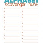 Printable Picture Scavenger Hunt   Google Search | Ahg Campout   Free Printable Scavenger Hunt For Kids