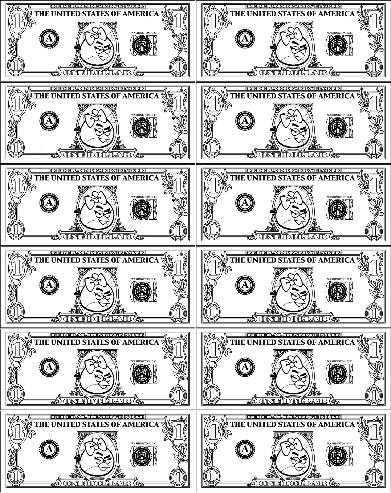 Printable Play Money For Kids | Paper Game For Kids | Pinterest - Free Printable Play Money Sheets