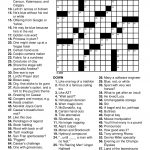 Printable Puzzles For Adults | Easy Word Puzzles Printable Festivals   Free Printable Easy Fill In Puzzles