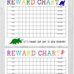 Printable Reward Chart   The Girl Creative   Free Printable Incentive Charts For School