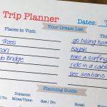 Printable Road Trip Planner!   Momof6   Free Printable Road Trip Planner