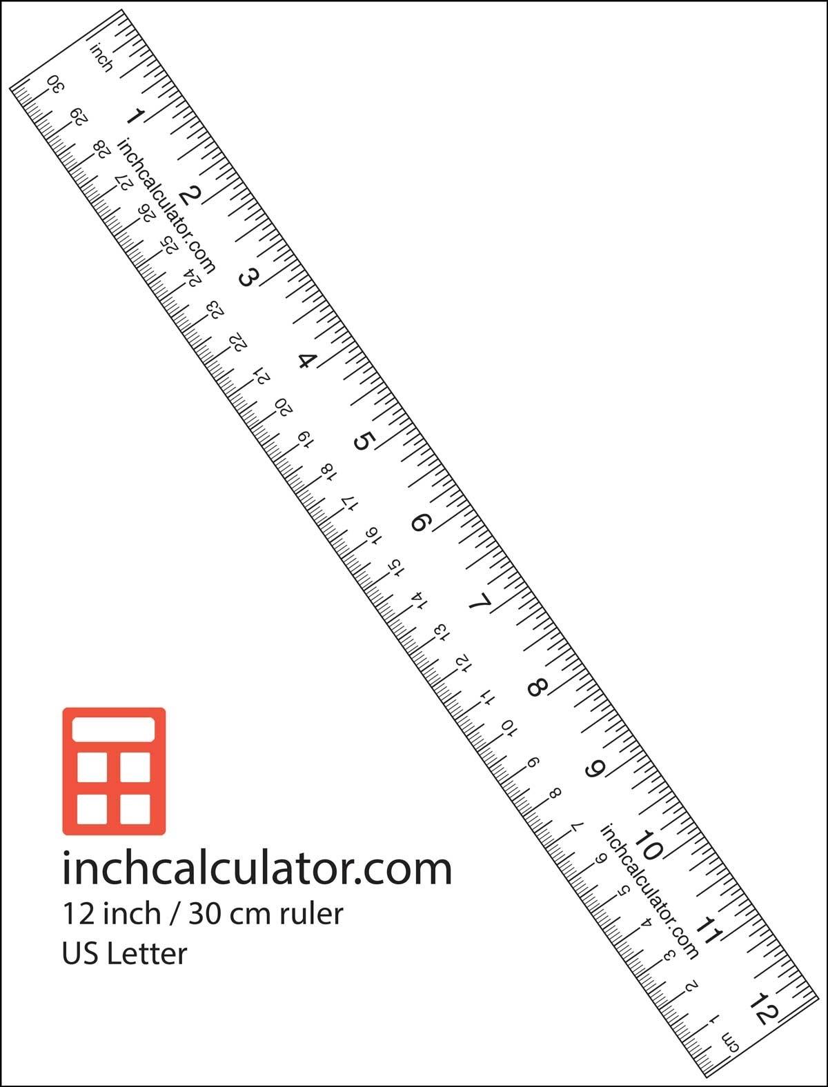Printable Ruler With Centimeters | Bestprintable231118 - Free Printable Cm Ruler