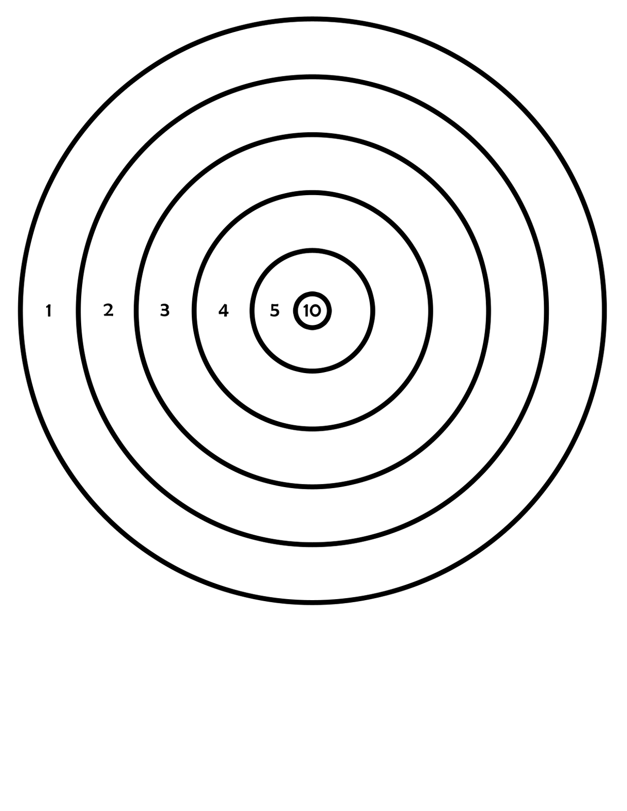 Printable Targets | 411Toys: Free Printable Airsoft Targets - Free Printable Targets