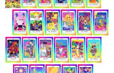 Printable Tarot Cards – Printable Cards – Printable Tarot Cards Pdf Free