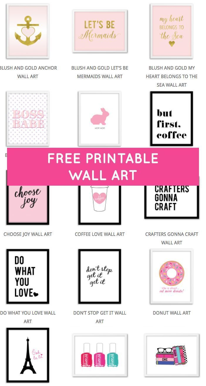 Printable Wall Art - Print Wall Decor And Poster Prints For Your - Free Printable Quotes For Office