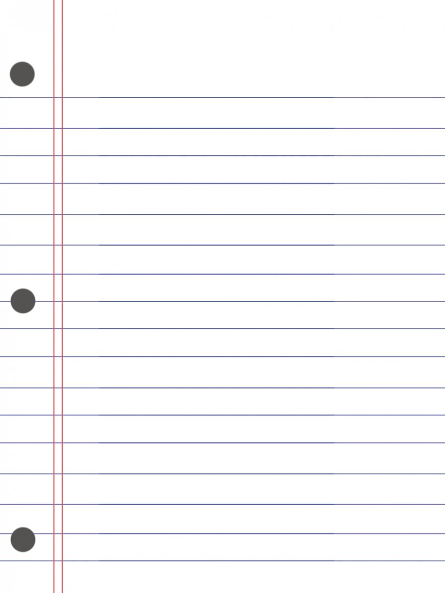 Printable Wide Ruled Lined Paper | World Of Label - Free Printable Lined Paper