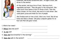 Printable Worksheets Reading Comprehension | Download Them Or Print – Free Printable Reading Comprehension Worksheets Grade 5