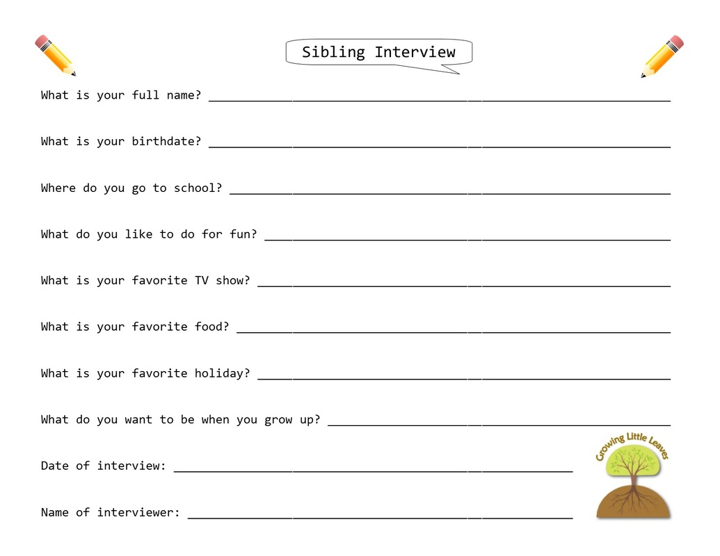 Printables - Growing Little Leaves: Genealogy For Children - Free Printable Genealogy Worksheets