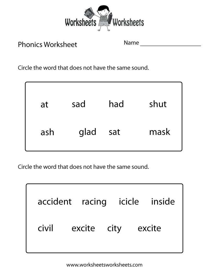 Printables. Third Grade Phonics Worksheets. Lemonlilyfestival - Free Printable Phonics Worksheets For 4Th Grade