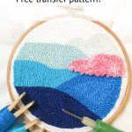 Punch Needle Patterns Free Printable | Www.topsimages   Free Printable Punch Needle Patterns