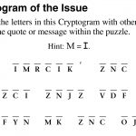 Puzzles Page: October 26, 2018   The Grey Area News   Free Printable Cryptoquip Puzzles
