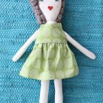 Rag Doll Diy (Click Through For Free Printable Pattern | Diys   Free Printable Rag Doll Patterns