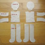 Rag Doll Free Sewing Pattern And Instructions – Amie Scott   Free Printable Rag Doll Patterns