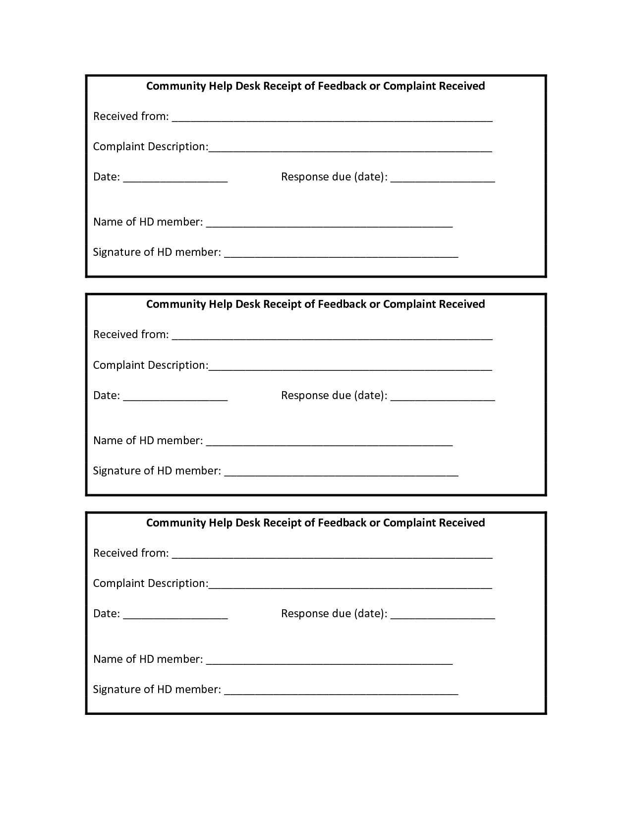 Receipt Book Template Doc Cakepins   Business Ideas   Pinterest - Free Printable Blank Receipt Form