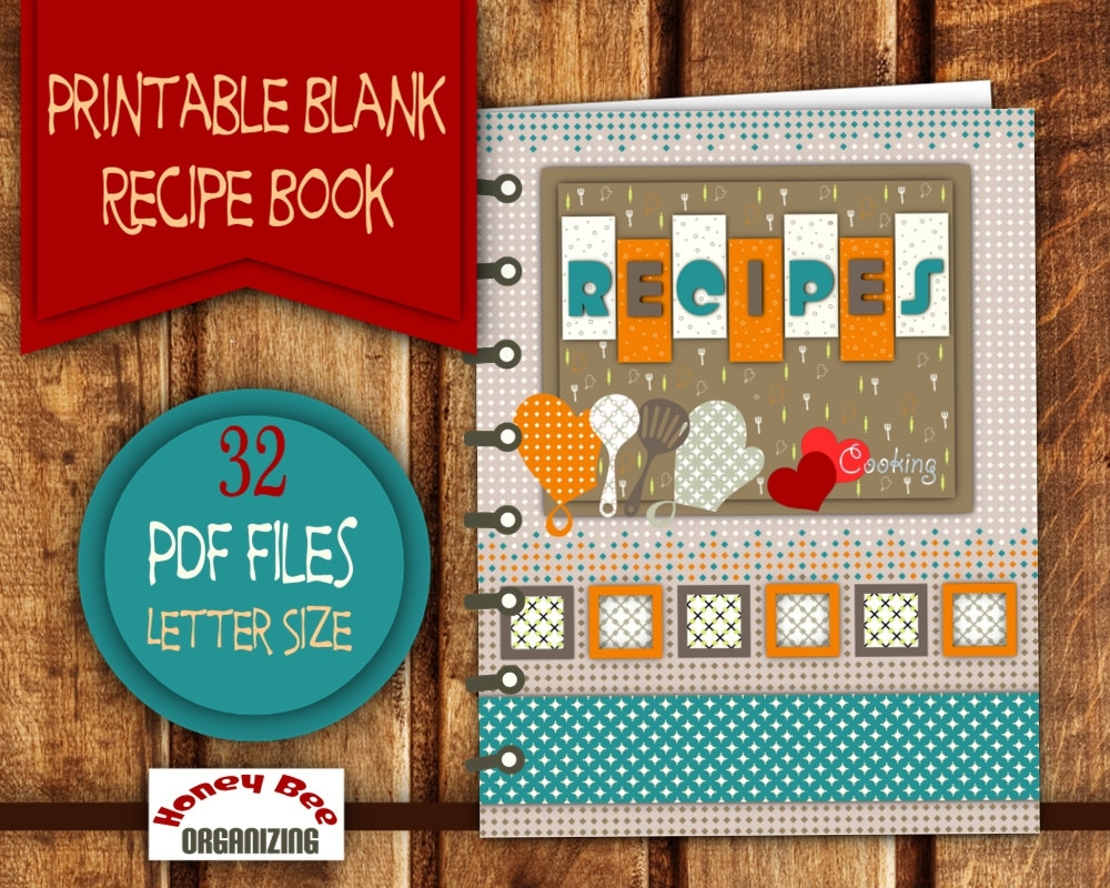 Recipe Book Template. 12 Cookbook Template Free Psd Ai Vector Eps - Free Printable Cookbooks Pdf