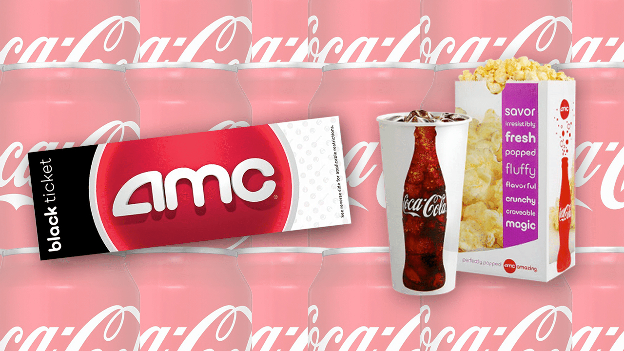 Redeem Your Coca-Cola Rewards For A Free Amc Movie Ticket - Free Printable Coupons For Coca Cola Products