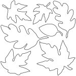 Related Leaf Coloring Pages Item 13080, Leaf Coloring Pages Fall   Free Printable Fall Leaves Coloring Pages