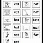 Rhyming Words Worksheet Kindergarten Math Printable Activities   Free Printable Rhyming Words Flash Cards